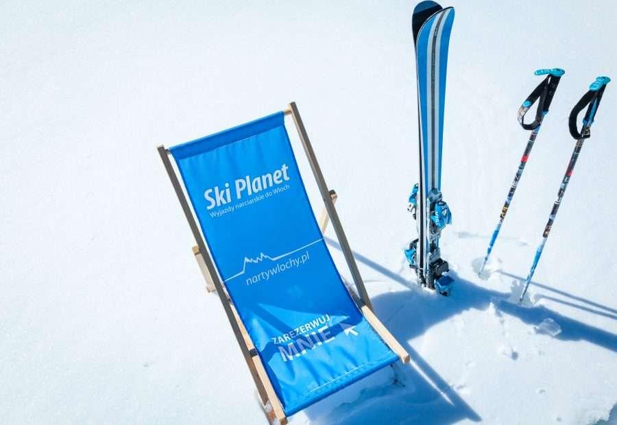 Nartorolki – sposób na wzmocnienie nóg sezonem narciarskim.