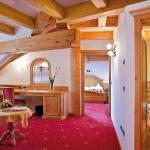 Pokój Suite Latemar