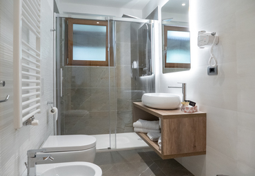 Junior Suite Mastellina łazienka