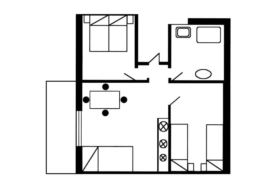 Apartament B3