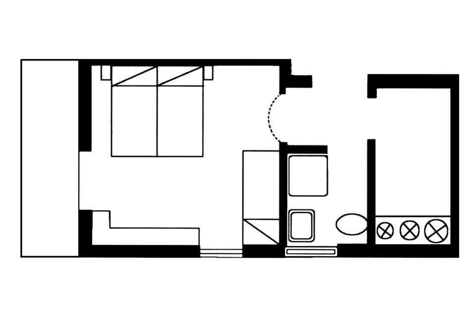 Apartament F