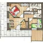 Apartament Piz