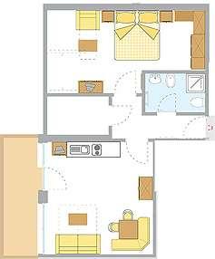 Apartament Paola