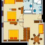 Apartament Suite 3-6