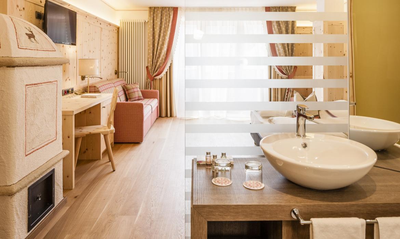 Junior Suite Cirmolo Design