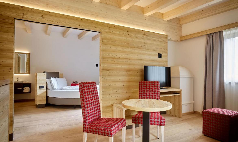 Suite Alpine Wellness & Spa z sauną