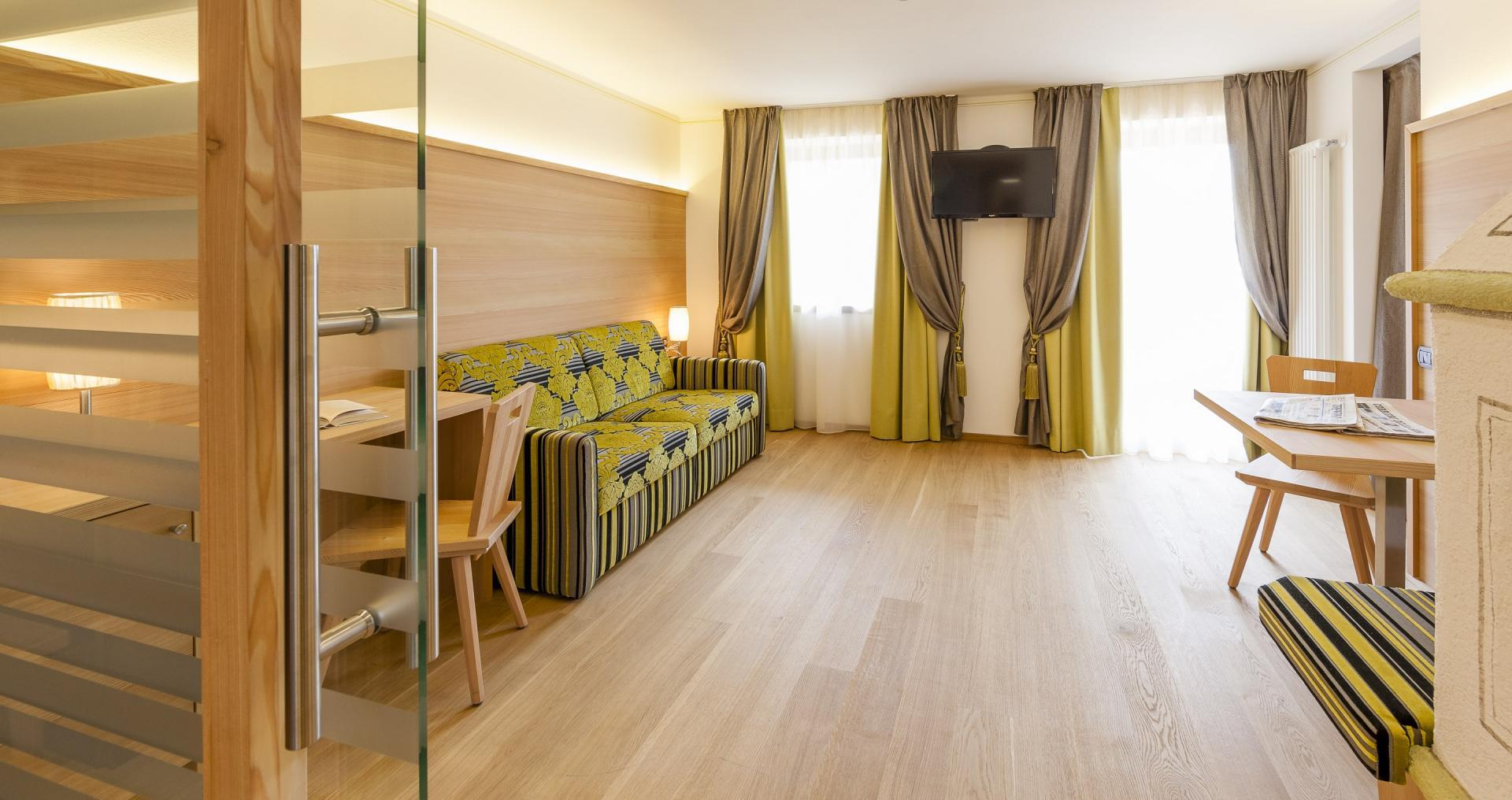 Suite Dolomiti Wellness