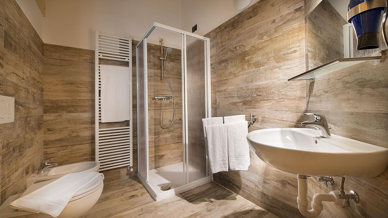 Central Rin - łazienka Standard