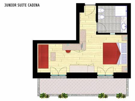 Junior Suite Cadina