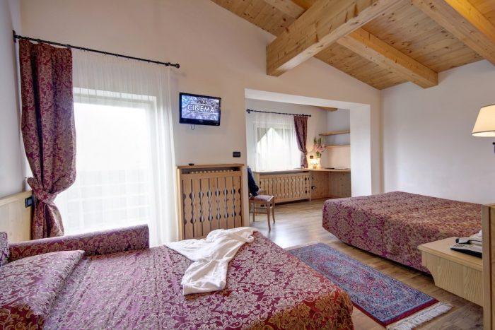 Hotel Des Alpes Cortina - Superior
