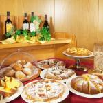Buffet śniadaniowy