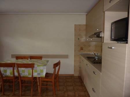 Apartament 3-pokojowy - Aneks Kuchenny