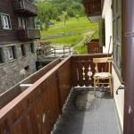 Apartament 3-pokojowy - Widok z balkonu