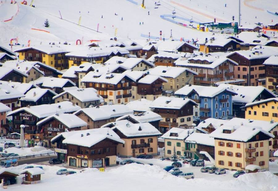 TOP 5 włoskich kurortów wg Ski Planet