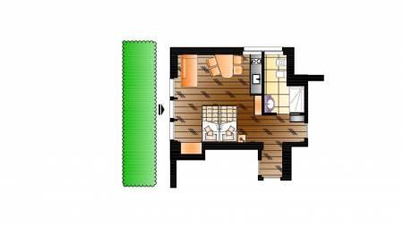 Apartament Lach