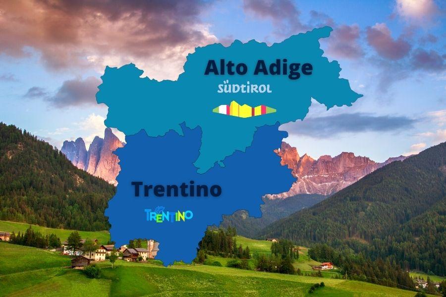 Trentino-Alto Adige – alpejski region na styku kultur