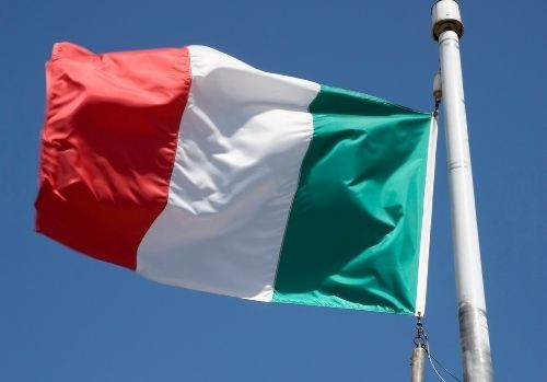 Informacje dla podróżujących do Włoch
