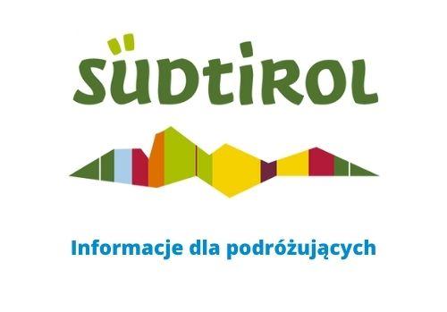 Tyrol Południowy – informacje dla podróżujących